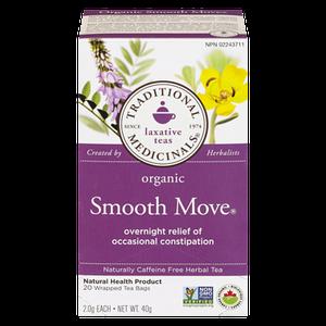 Organic Licorice Root Herbal Tea (20 ea) - TRADITIONAL MEDICINALS