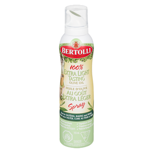 Olive Oil Spray, Extra Light (151 mL) - Bertolli