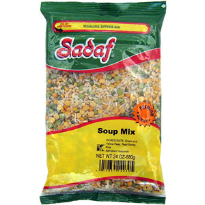 Vegi Soup Mix 680 gr - Sadaf