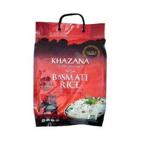 The Treasure Basmati Rice Ultra 10 lb - Khazana
