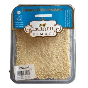 Hulled Sesame Seeds 100 gr - Esmati