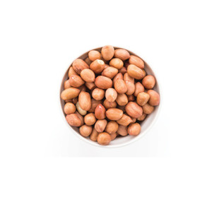 Red Skin Peanuts Roasted Not Salted  (1/2 lb)