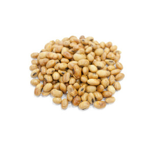 Roasted No Salt Soya Beans  (1/2 lb)