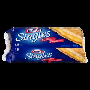 Cheese, Singles Thin (900 g) - Kraft
