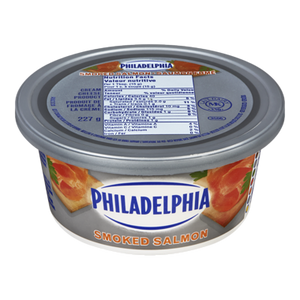 Soft Cream Cheese, Smoked Salmon (227 g) - Philadelphia