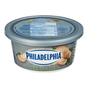 Soft Cream Cheese, Herb & Garlic (227 g) - Philadelphia