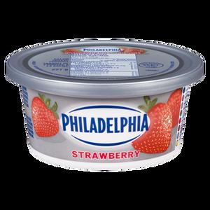 Cream Cheese Spread, Strawberry (227 g) - Philadelphia