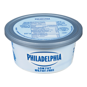 Cream Cheese Spread, Low Fat (227 g) - Philadelphia