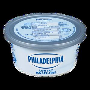 Cream Cheese Spread, Low Fat (227 g) - Philadelphia