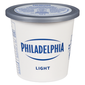 Soft Cream Cheese, Plain Light (340 g) - Philadelphia