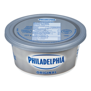 Soft Cream Cheese, Plain (227 g) - Philadelphia