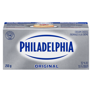 Brick Cream Cheese, Original (250 g) - Philadelphia