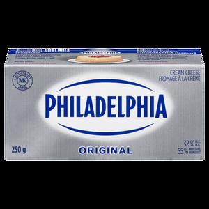 Brick Cream Cheese, Original (250 g) - Philadelphia