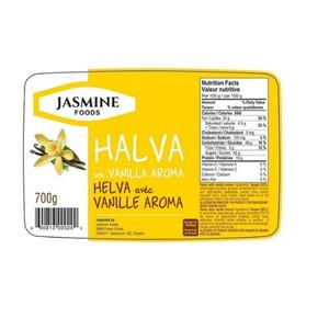 Halva Plain (700 g) - Jasmine