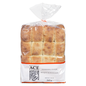 Dinner Roll Clusters (545 g) - ACE BAKERY