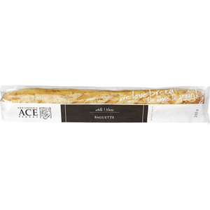 Baguette, White (350 g) - ACE BAKERY