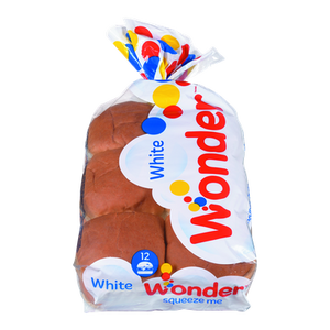 Hamburger Rolls, package of 12 (672 g) - Wonder