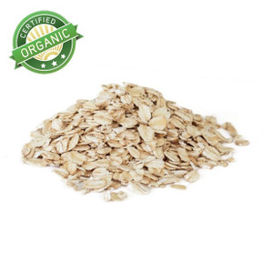 Organic Regular Rolled Oats 1lb