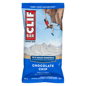 Energy Bar, Chocolate Chip (68 g) - Clif
