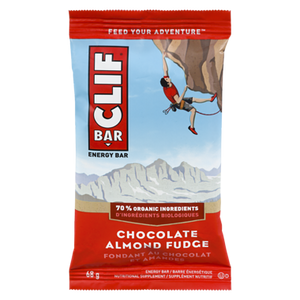 Energy Bar, Chocolate Almond Fudge (68 g) - Clif
