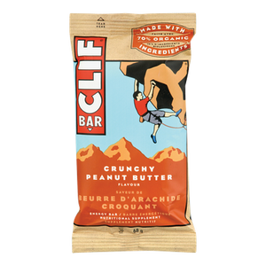 Energy Bar, Crunchy Peanut Butter (68 g) - Clif