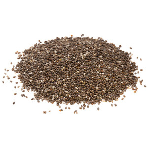 Black Natural Chia Seeds 1lb