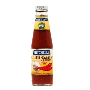 Chili Garlic Sauce 300 gr - Mitchell's