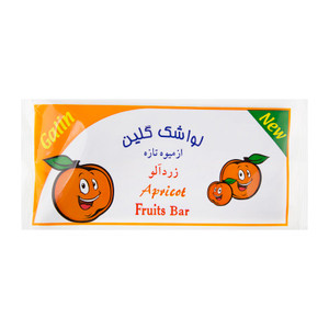 Apricot Fruit Bar  (30gr) - Galin