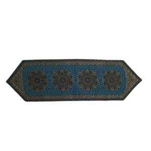 "Termeh Runner Tablecloth Nazi (19"" x 61"")"