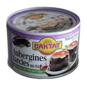 Stuffed Eggplant (Dolmeh Bademjan) 350g - Baktat