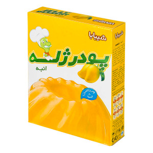 Halal Jelly Powder Mango 100 g - Shibaba