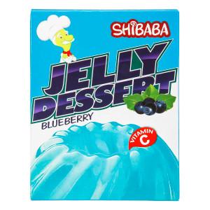 Jelly Powder Blueberry 100 g - Shibaba