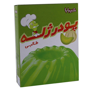 Halal Jelly Powder Melon 100 g - Shibaba