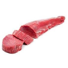 Fresh Halal Beef Tenderloins 0.5kg