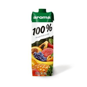 100% Mıxed Fruıt Juıce 1L - Aroma