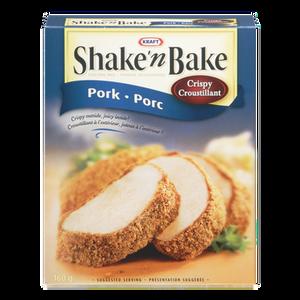 Shake'N Bake, Pork (160 g) - SHAKE N BAKE