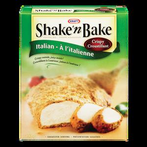 Shake'N Bake, Italian (142 g) - SHAKE N BAKE
