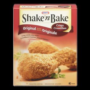 Shake'N Bake, Original Chicken (142 g) - SHAKE N BAKE