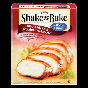 Shake'N Bake Glaze, BBQ Chicken (184 g) - SHAKE N BAKE