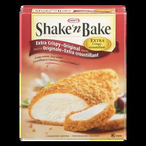 Shake'N Bake, Extra Crispy Original (152 g) - SHAKE N BAKE