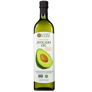 100% Pure Avocado Oil 1L - Chosen Foods