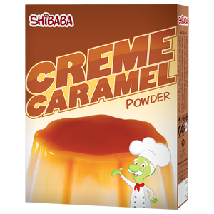 Caramel Cream Powder 90g - Shibaba
