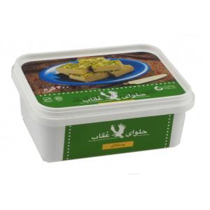 Halva Pistachios (400 g) - Oghab