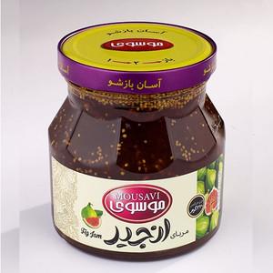 Fig Jam 320g - Mousavi