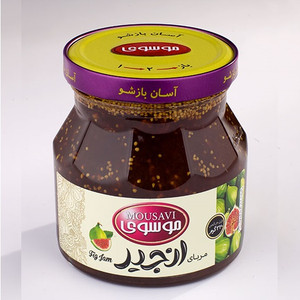 Fig Jam 320g - Mousavi