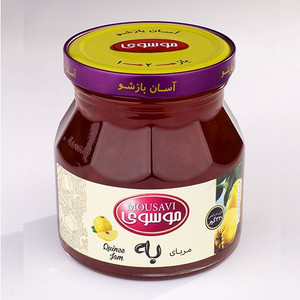 Quince Jam 320g - Mousavi