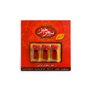 All Red Saffron Powder - SaharKhiz