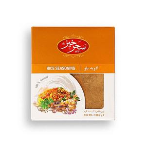 Rice Seasoning 100 gr - SaharKhiz