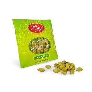 Green Cardamom 20gr - SaharKhiz
