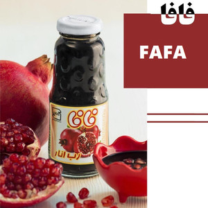 Pomegranate Paste 300gr - Fafa